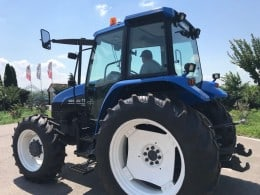 Tractor NewHolland TS 100