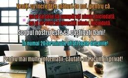 Joburi online de acasa