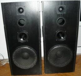 Boxe audio pasive