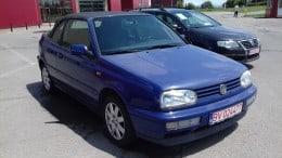 Volkswagen Golf III Cabrio 1.8i 1997