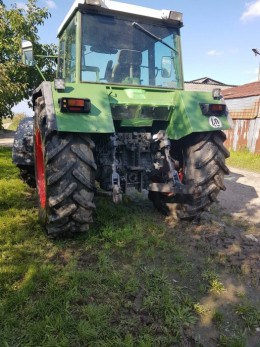 Vand tractor Fendt Favorit 615 LSA turbomatic de 180cp ,a