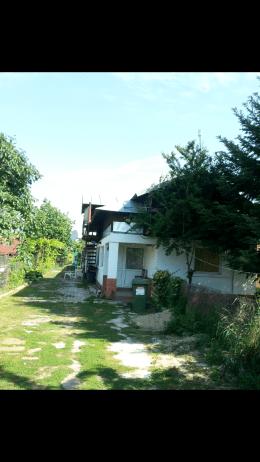 Casa de vanzare 3 camare (teren 4800mp)