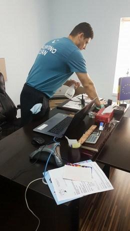 firma de curatenie birouri