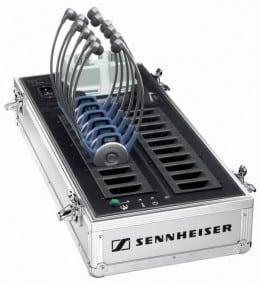 Sistem portabil de traducere simultana – SENNHEISER TOURGUIDE