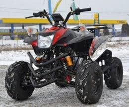 ATV CRUSHER 50CC MODEL INMATRICULABIL