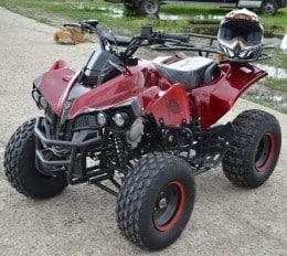 ATV 125cc NITRO Renegade, NOU cu garantie, Import Germania