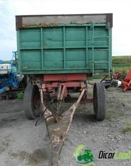 Remorca transport cereale