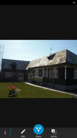 schimb sau vand casa Slobozia- Roznov cu casa langa Iasi
