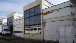 Lichidator judiciar, vand spatiu industrial, Alba Iulia, str. Morii
