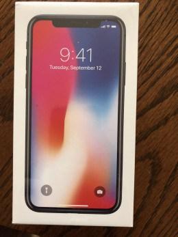 Apple iphone X (Cumpărați 2 primiți 1 gratuit)