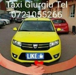Taxi Giurgiu Tel 0721055266