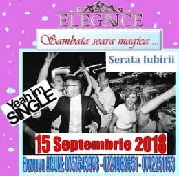 Serataa Iubirii-15 Septembrie 2018