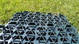 noua grila de plastic din iarba de vanzare