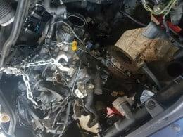 Motor complet 2.000 hdi cod motor RHY, peugeot,citroen.