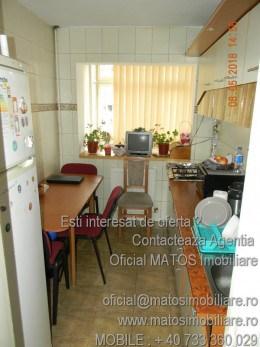 Apartament 3 camere de vanzare, Campina, prin agentia Matos Imobiliare
