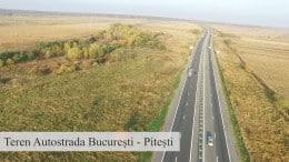 Vanzare teren Autostrada Bucuresti - Pitesti