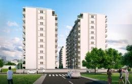 apartament 58mp/ 52400€ rahova/ muntii Carpati, Noul Confort Urban