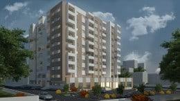 Vand apartament 2 cam, rahova/confort urban, 57mp, 54900€, bloc 9bis