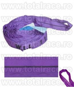 Chinga textila ridicare circulara 1 tona 1 metru