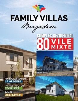 Duplex, 117 mp, 4 camere, Bragadiru - Iederei