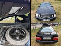 Mercedes Benz CLK 230 Kompresor EDITION  SportPack - an 2000 – Automatik - Trapa - Navi - pret 3450 euro