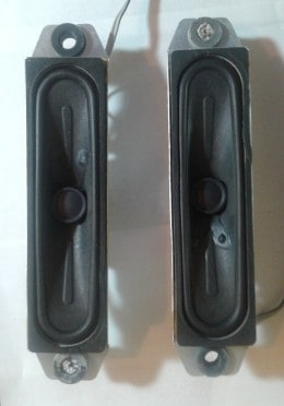 Vand 2 Difuzoare pentru televizor LCD Beko : 2X10 W