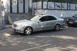 Mercedes 1,8 Benzina/Gaz