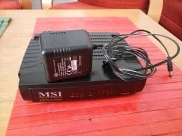 Router modem wireless MSI