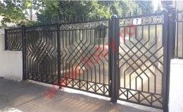 Garduri si porti metalice la PROMOTIE