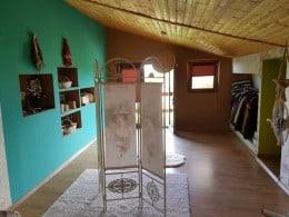 Casa de vanzare complet mobilata