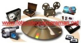 Copieri materiale video si montaj