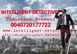 Agentie detectivi particulari Timisoara