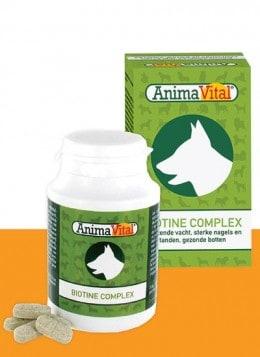 Supliment pentru blana si unghii cu Biotina